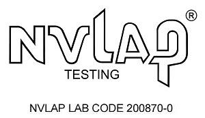 NVLAP TESTING
