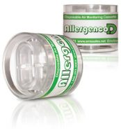 Allergenco-D Disposable IAQ Air Monitoring Cassette