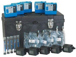 Sensidyne Gilian BDX II Sampling Pump 5 Pack Kit