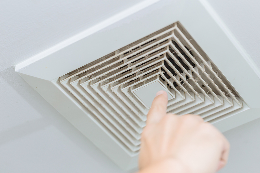 is mold hiding out in your hvac system